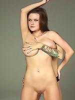 Marjana and the Tattoo Lady